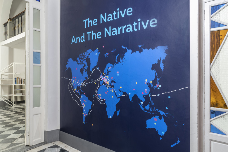 The Native and the Narrative, 2019
